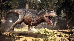 Fotos Tyrannosaurus rex Dinosaurier 3D ...
