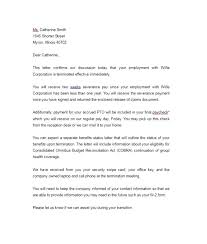Employee Termination Form Template Free Stunning Open Enrollment Template Letter Cobra Termination Appeal T