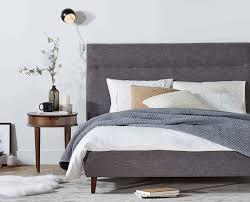 Chic contemporary nordic bedroom design