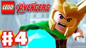 LEGO Marvel's Avengers - Gameplay Walkthrough Part 4 - Loki Boss Fight!  (PC) by ZackScottGames