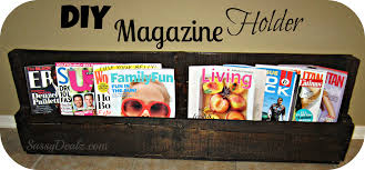 Clip On Magazine Holder Decor Clip On Magazine Holder And Wood Diy Magazine Holder Also 32