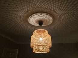 Ikea Rotan Lamp Doet Het Prachtig In Mijn Slaapkamer Interior In