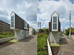 Small Picture Clear and Minimalist Small House Design in Tokyo Arquitectura