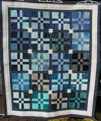 51 best modern quilts images on Pinterest | Places to visit ... & Finished lap quilt: diferent flavor of Hidden/Disappearing 9 patch Adamdwight.com