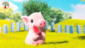 Con Heo Đất Remix Nhạc Thiếu Nhi Con Heo Đất Con Lợn Éc - Liên ...