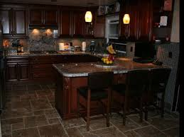 Slate For Kitchen Floor Slate Kitchen Floor Matakichicom Best Home Design Gallery