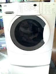 kenmore he5t washer. Exellent Kenmore Kenmore Elite He5t Steam Washer F35 Error   With Kenmore He5t Washer S