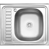 <b>Кухонная мойка</b> 6050 r <b>melana</b> 0,6/160 накладная прямоугольная ...