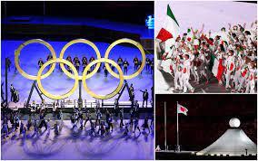 Cerimonia d'apertura Olimpiadi Tokyo 2021, le immagini più belle