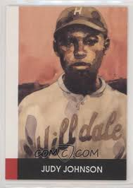 1990 Eclipse Stars of the Negro Leagues - [Base] #18 - Judy Johnson