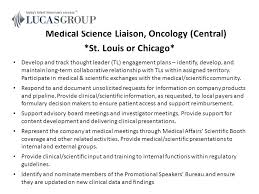 Community Liaison Cover Letter Medical Science Liaison Perfect Job For The Outgoing Scientist