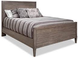 Durham Furniture Bedroom Queen Wood Slat Bed 171-124 - Art Sample ...