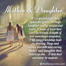 Beautiful Mother Daughter Quotes