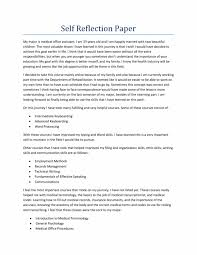 examples of self reflection essay com examples of self reflection essay