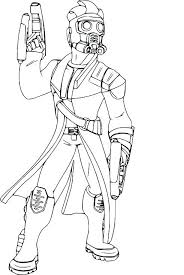 Disney Infinity Coloring Pages Drawing Characters Draw Colouring