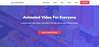 How To Make a YouTube Intro Online For Free - MotionDen