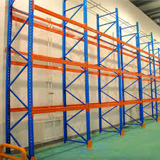 china warehouse storage rack and adjule heavy duty pallet rack system from chinese supplier