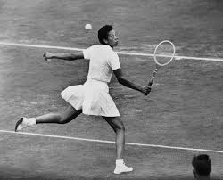 Althea Gibson, Tennis Star Ahead of Her Time, Gets Her Due at Last - The  New York Times