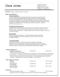 Skills Based Resume Interesting Skills Based Resume Template Example Best Customer Service Sample