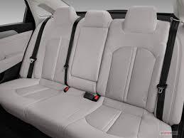 2018 hyundai sonata rear seat