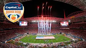 Capital One Orange Bowl Tickets Single Game Tickets Schedule Ticketmaster Com