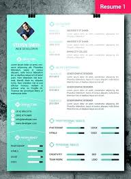 Free Creative Resume Templates In Word Format Template