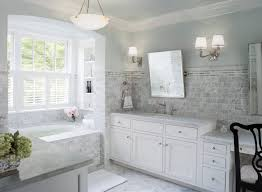 marble bathroom vanity. Dc Metro Grey Marble Bathroom Farmhouse With Knob Pulls Soft-close Drawers Arched Alcove Vanity