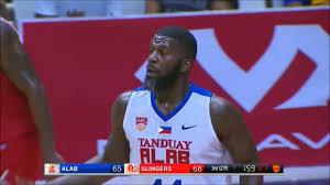 Ivan Johnson Full Highlights 2017.11.29 2017-2018 ABL VS Singapore Slingers  - 19Pts - YouTube