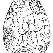 Printable Easter Cards Coloring Pages With B D Designs 3 Free