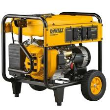 dewalt 7,000 watt gasoline powered electric start portable generator  at Owen 700 Watt Generator For Motorhome Wiring Schematic