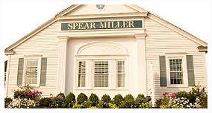 spear miller funeral home
