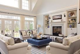 beige living room. Great Living Room In Beige Color With Furniture Prepare S