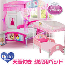 Furniture nursery Delta delta Delta Disney Princess Toddler Canopy Bed for the princess bed child for the infant for the child child of the bed Disney ...
