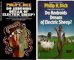 re covered books do androids dream of electric sheep the fox do androids dream of electric sheep