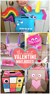 How To Decorate A Valentine Box The Cutest Valentine Boxes that Kids will Love Classroom 17