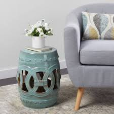 Asian living room furniture Grey Wall Abbyson Moroccan Antiqued Turquoise Garden Stool Overstockcom Oriental Living Room Furniture Find Great Furniture Deals Shopping