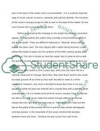passing by nella larsen essay example topics and well written  passing by nella larsen essay example