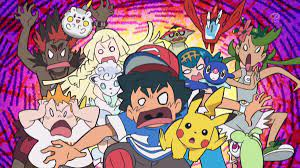 """Pocket Monsters: Sun & Moon 
