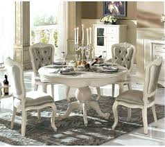 french dining table round style room country new design