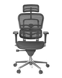 classic office chair. Ergohuman Classic Office Chair Front View U