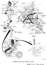 78 79 emission vacuum diagram picture reference ford bronco forum click image for larger version 78351m400mthermactor system smogair pump gif views 25765