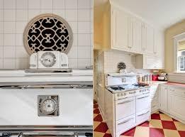 when creating a retro kitchen