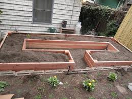 how to make a raised vegetable garden. Great Design For Raised Bed - Able To Reach All Plants Easily How Make A Vegetable Garden E