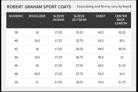 Robert Graham Size Chart Varun Woven Blazer