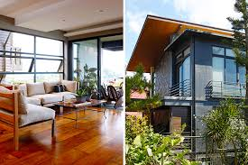 wood and stone change a three y rest house in tatay
