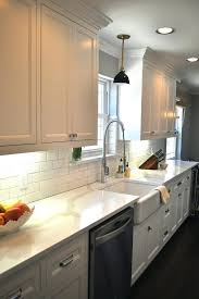 snowfall white kitchen cabinet painted in semi gloss benjamin moore gray paint colors for cabinets