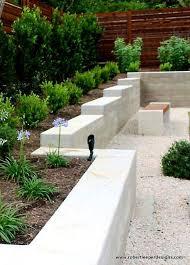 garden design retaining wall interior design modern retaining wall