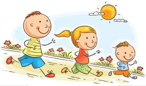 Výsledek obrázku pro běžící dítě
