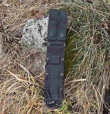 <b>MOLLE многофункциональные ножны</b> outdoor black Kizlyar ...