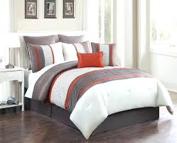 orange and white comforter set green bedding fascinating image design bedroom mint black aqua queen lime